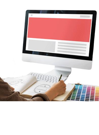 ¿Cómo llevamos a cabo el diseño de páginas web y aplicaciones móviles?